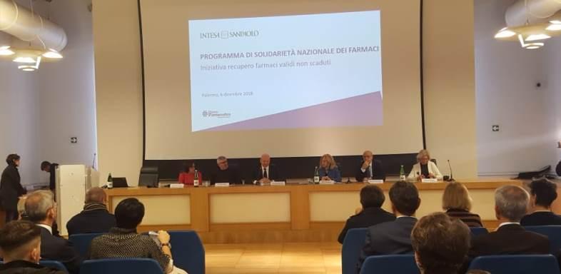 Recupero Farmaci Validi Non Scaduti.Sicilypresent It Presentata A Palermo L Iniziativa