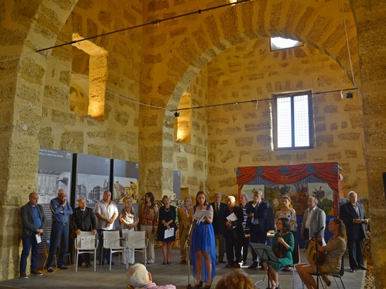 """I Festival della Cultura """"Silva Parthenia"""": poesia, musica e arte alla Reale Cantina Borbonica di Partinico"""